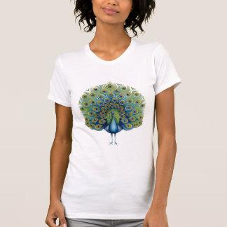 T-Shirt Pfau