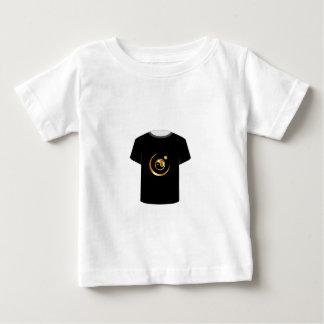 T-Shirt Schablone yin Yang-Symbol