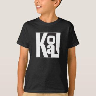 "T-shirt schwarzes ""Koala """