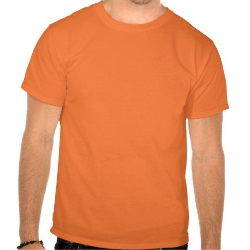 T - Shirt SinCity Orange (homme)