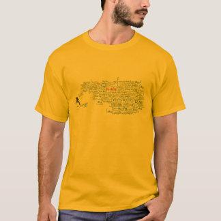 T - Shirt Skater des Ausdrucks 03