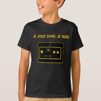 T-Shirt Spiele Suchtsvideos