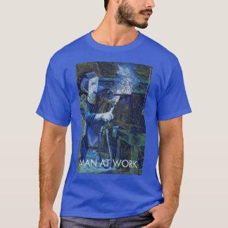 T-shirt Sport- Sport-tek Man at königliches work