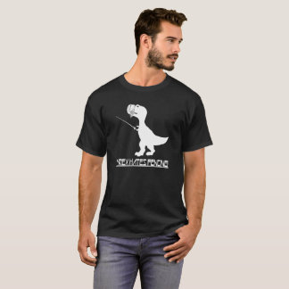 T-Shirt T Rex T Rex Hass-Fechten