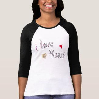 T-Shirt Toast der Liebe I