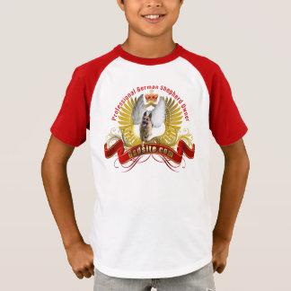 T - Shirt V-Hals die Hülse der