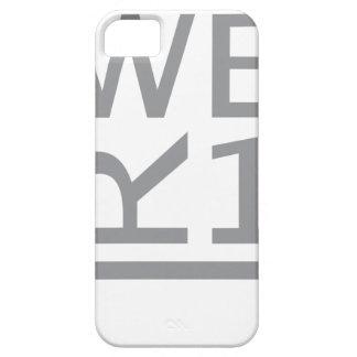 T - SHIRT WER1 SCHUTZHÜLLE FÜRS iPhone 5