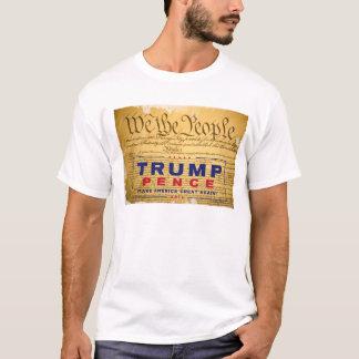 """T - Shirt; """"Wir die Leute-"""" Konstitution T-Shirt"""