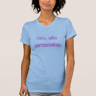 T-Shirt Woman sind echt