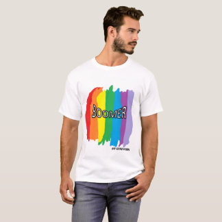 T - Shirtboomer-Generation T-Shirt