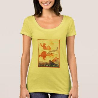 T - Shirts der Eisenbahn-Eilagentur-1935