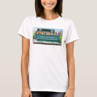 T - Shirts der San Diego Corgi-Meetup die 2012