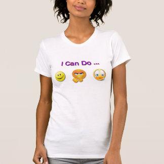 T - Shirts I können tun