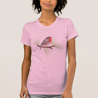 T - Shirts Robins Redbreast