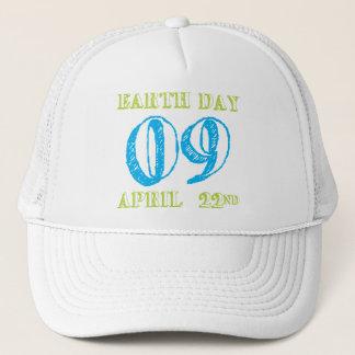 T-Shirts und Geschenke des Erdtag2009 am 22. April Truckerkappe