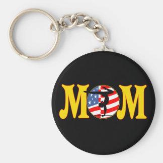 T - Shirts und Geschenke für Gymnastik-Mamma Schlüsselanhänger
