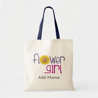 T-Shirts und Geschenke Sun Flowergirl Budget Stoffbeutel