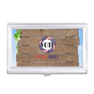 T-STÜCK Abstimmung für mich Visitenkarten Etui