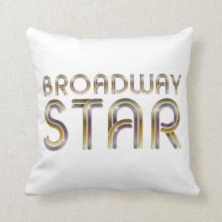 T-STÜCK Broadway-Stern Kissen
