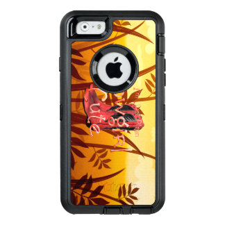T-STÜCK Cowgirl niedlich OtterBox iPhone 6/6s Hülle