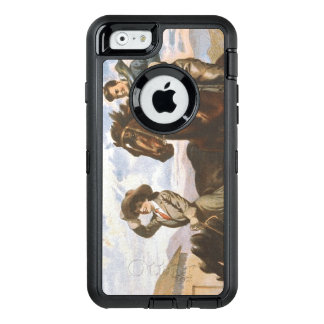 T-STÜCK Cowgirl OS OtterBox iPhone 6/6s Hülle