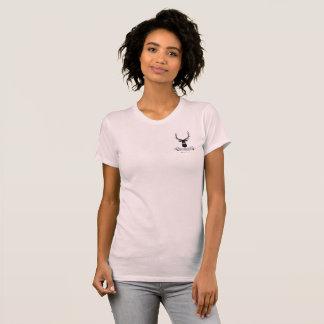T-Stück das DCRPL der Frauen (hellrosa) T-Shirt