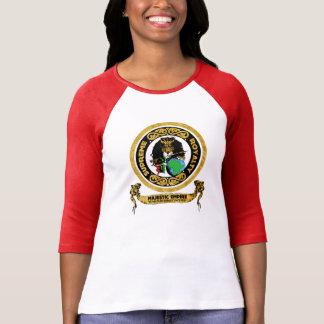 T-Stück des Oberste Abgabe-majestätisches Reich-WM T-Shirt