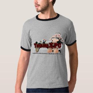 T-Stück des Team-XPG Hemden