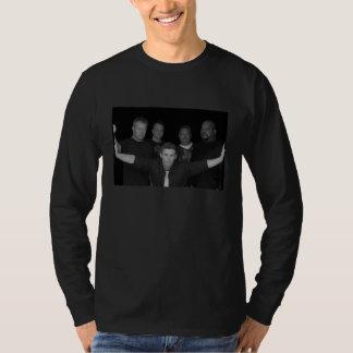 T-Stück die Lang-Hülse der Partei-Männer T Shirts