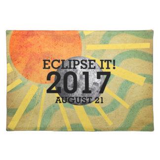 T-STÜCK Eklipse es 2017 Stofftischset