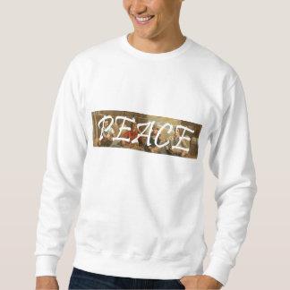 T-STÜCK Frieden Sweatshirt