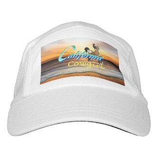 T-STÜCK Kalifornien-Cowgirl Headsweats Kappe