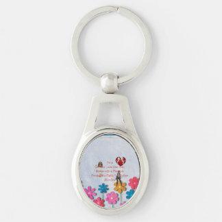 T-STÜCK Mädchen-Lieben alle in einer Schlüsselanhänger