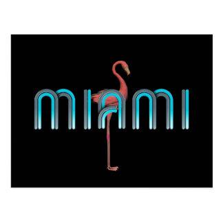 T-STÜCK Miami Postkarte