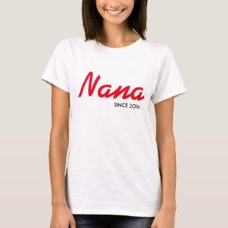 T-Stück Nanas seit 2016 T-Shirt