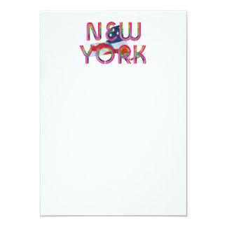 T-STÜCK New- Yorkpatriot Karte