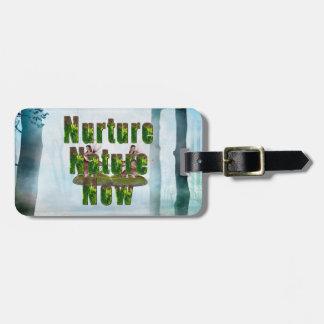 T-STÜCK Nuture Natur jetzt Gepäckanhänger