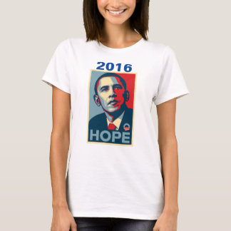 T-Stück Obama 2016 T-Shirt