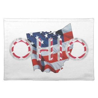 T-STÜCK Ohio-Patriot Tischset