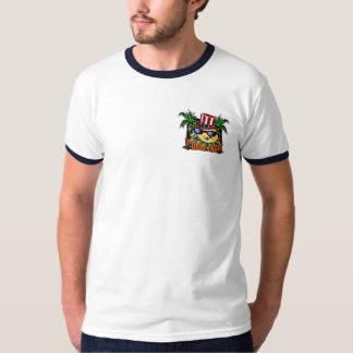 T-Stück Onkel-Coral Ringer T-Shirt