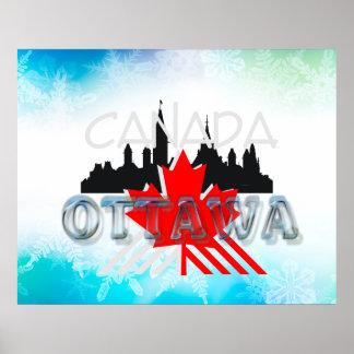 T-STÜCK Ottawa Poster