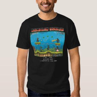 T-Stück Ramblin Kobold-8bit Hemden