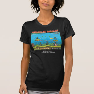 T-Stück Ramblin Kobold-8bit T-shirt