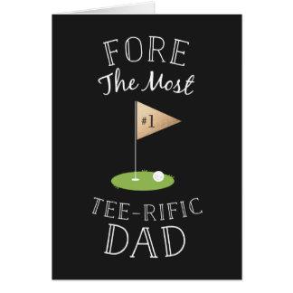 T-Stück-rific der Vatertag Karte