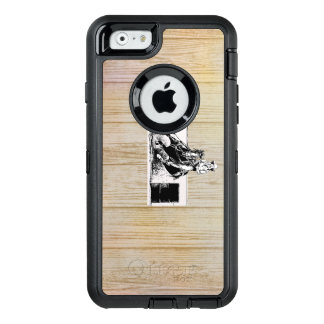 T-STÜCK Rodeo-Cowgirl OtterBox iPhone 6/6s Hülle