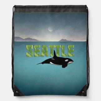 T-STÜCK Seattle Turnbeutel