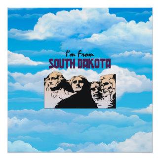 T-STÜCK South Dakota Poster