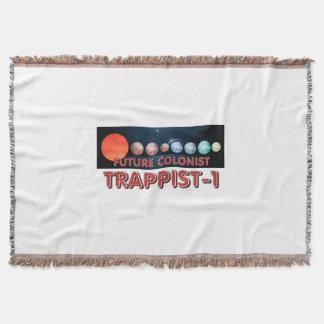 T-STÜCK Trappist-1 Kolonist Decke