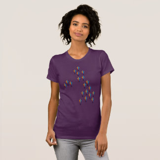 T-Stück Vereinigten Königreichs Foosball T-Shirt
