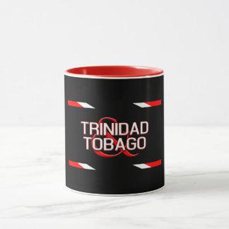 T&T Andenken Tasse